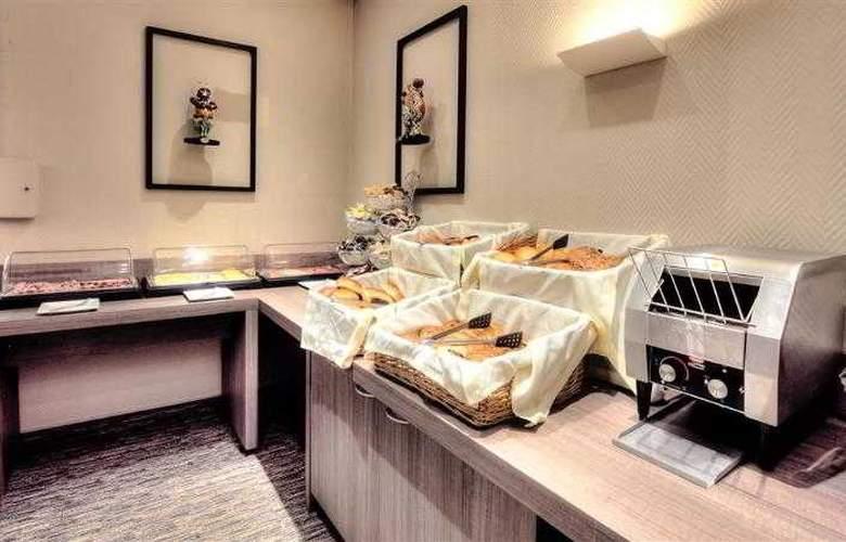 BEST WESTERN PLUS Hotel Casteau Resort Mons - Hotel - 53