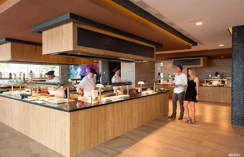 Hotel Riu Vistamar - Restaurant - 14