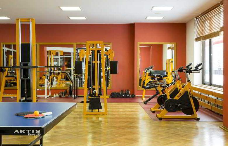 Orea Hotel Horal - Sport - 35