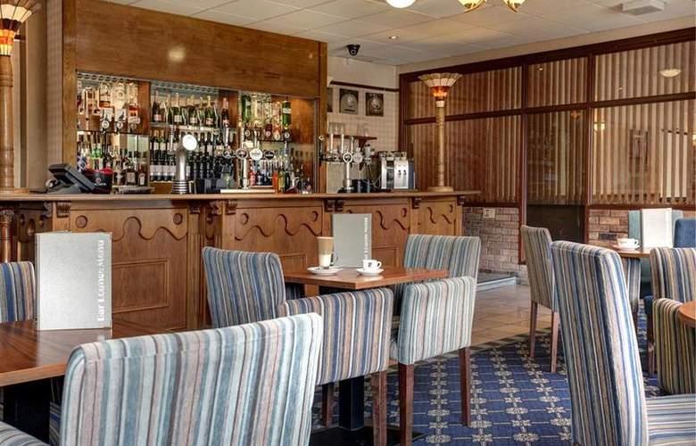 Best Western Hotel St Pierre - Bar - 47
