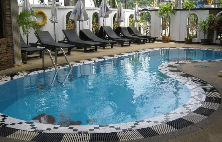 Orchid Hotel Kalim Bay Phuket - Pool - 8
