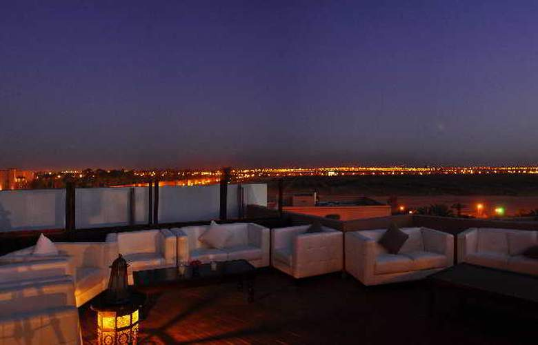 Hivernage Hotel and Spa - Terrace - 2
