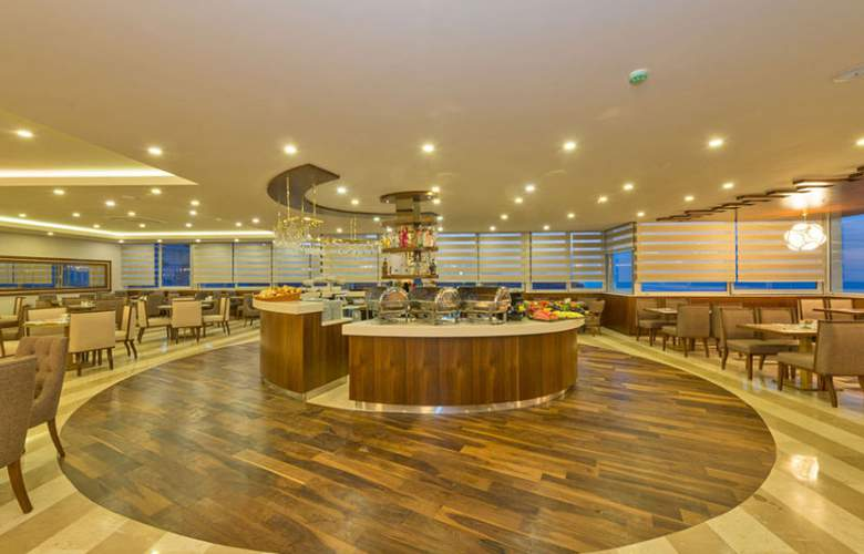 Bekdas Hotel Deluxe - Restaurant - 89