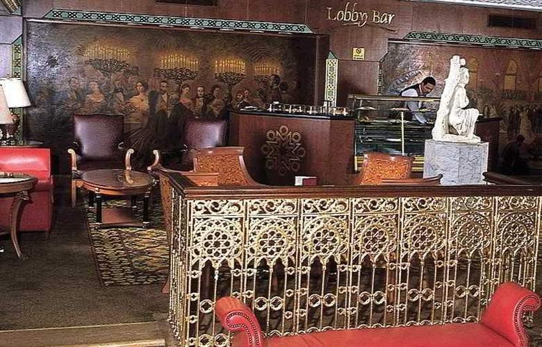 Cairo Marriott Hotel & Omar Khayyam Casino - Bar - 0