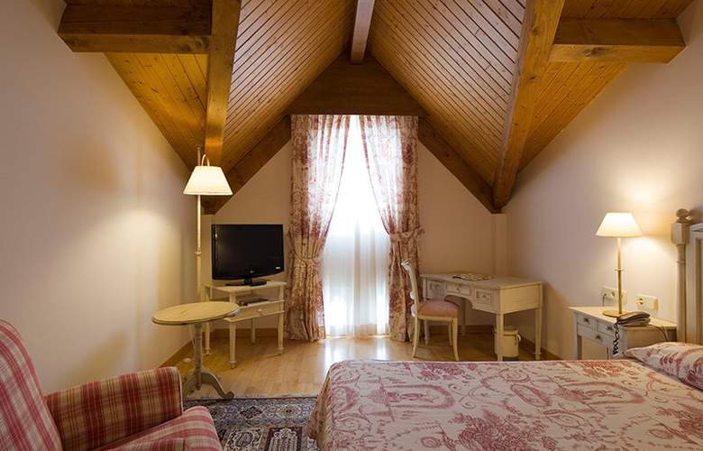 Sercotel Villa de Laguardia - Room - 12