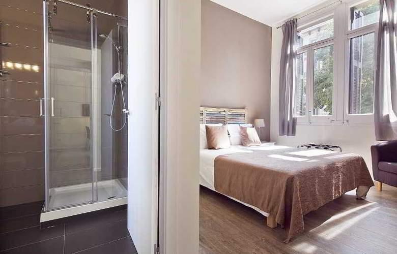 Aspasios 42 Rambla Catalunya Suites - Room - 16