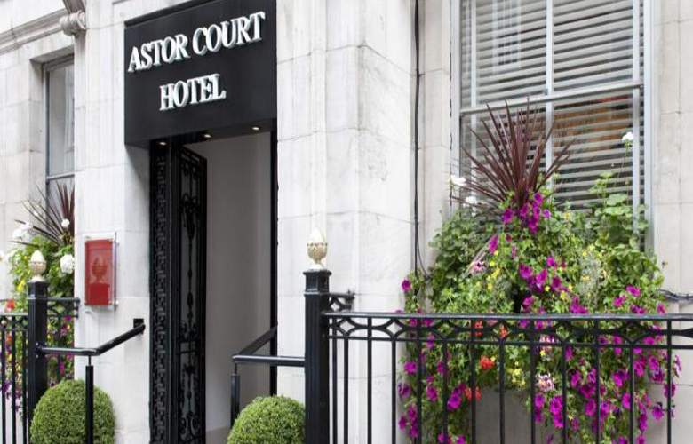 Astor Court (Oxford Circus) - Hotel - 7