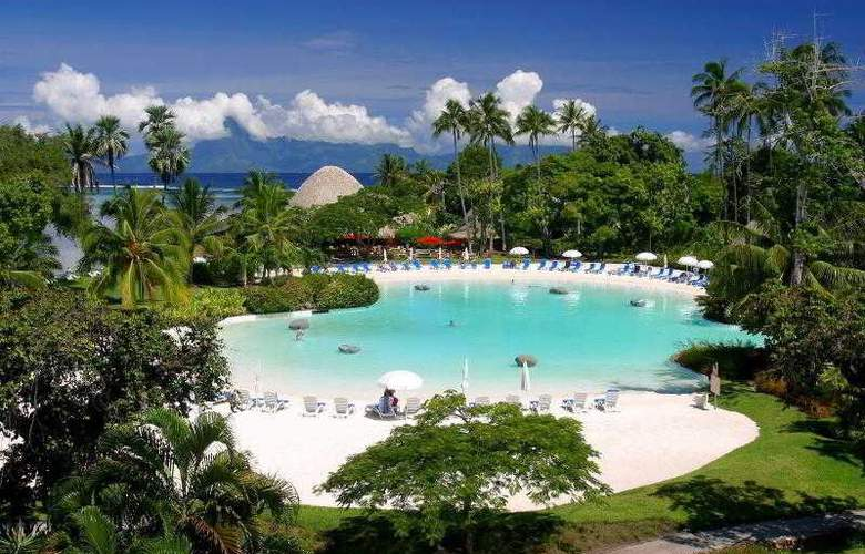 The Tahiti Ia Ora Beach Resort - Pool - 69