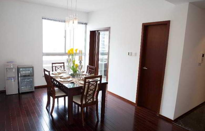Yopark Serviced Apartment Summit Residences - Room - 5
