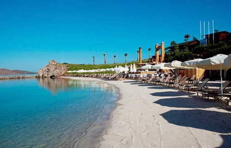 Palmalife Bodrum Resort Spa - Beach - 13