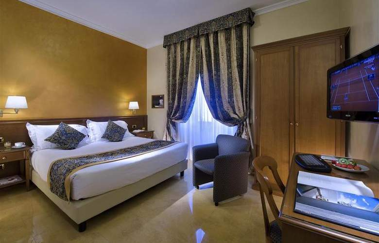Best Western Galles Milan - Room - 98