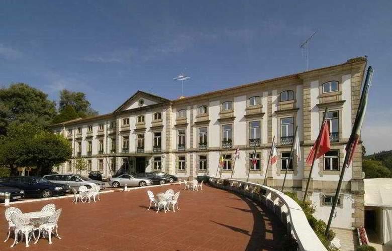 Grande Hotel das Caldas da Felgueira - Hotel - 0