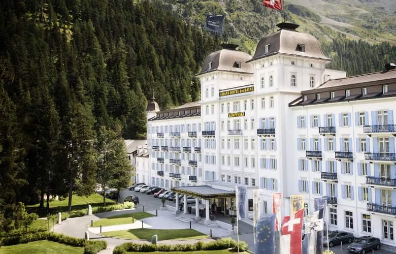 Kempinski Grand Hotel des Bains - Hotel - 0
