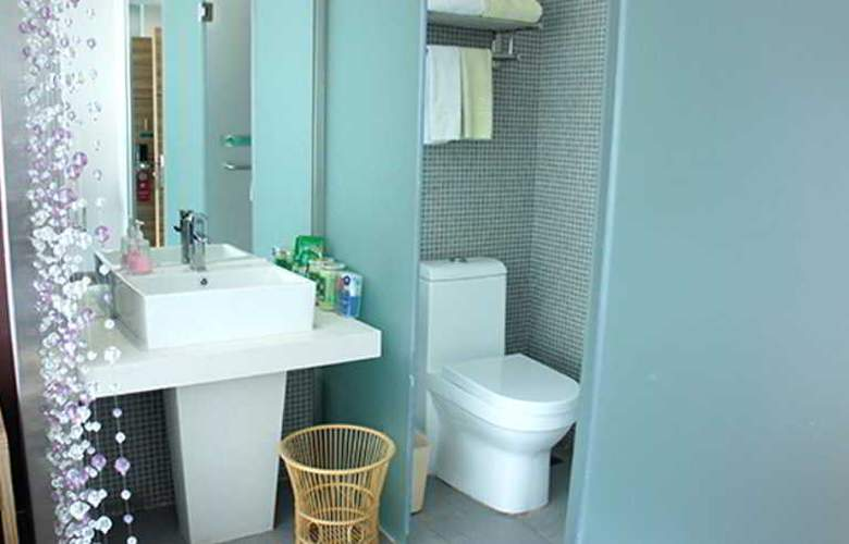CYTS Shanshui Trends Hotel (Tianzhu Branch) - Room - 19