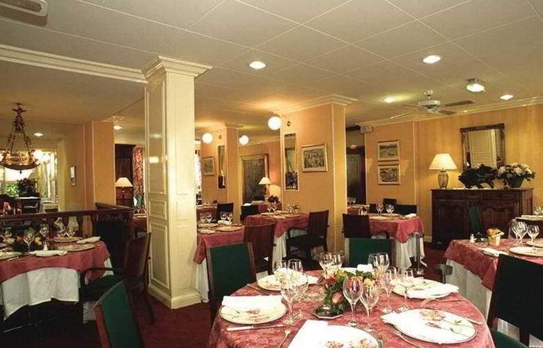 Axotel Perrache - Restaurant - 9