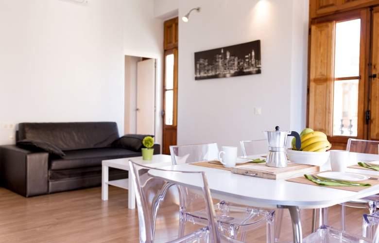 Valenciaflats Torres de Serranos - Room - 11