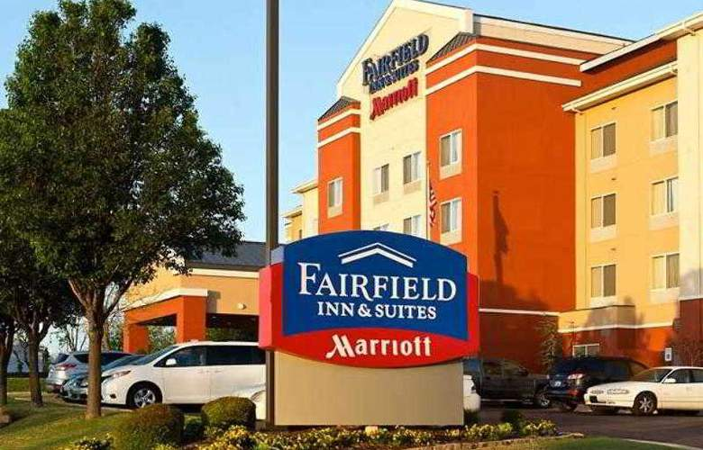 Fairfield Inn & Suites Lawton - Hotel - 9