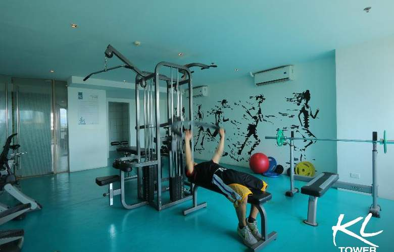 KL Tower Serviced Residences - Sport - 29
