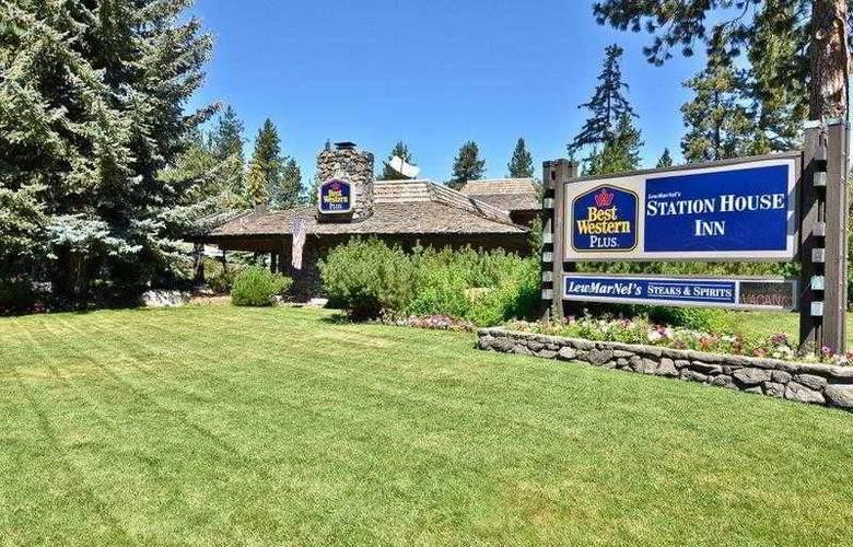 Best Western Plus Station House Inn - Hotel - 0
