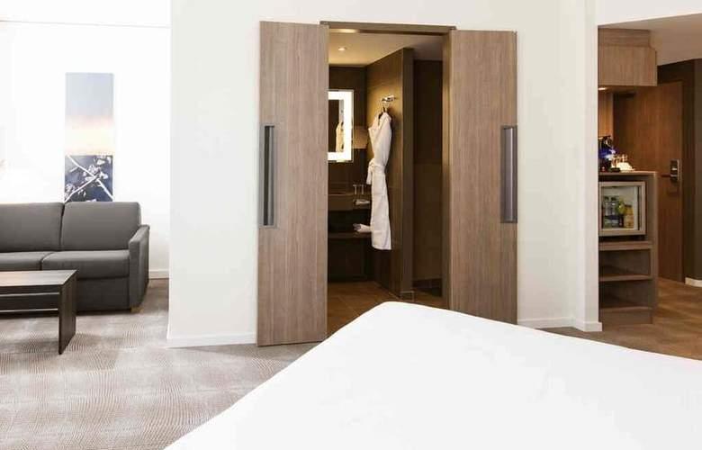 Novotel Basel City - Room - 5
