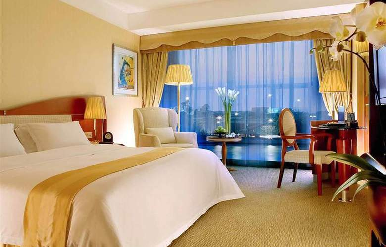 Grand Mercure Dongguan Houjie - Room - 17