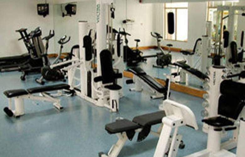 Oasis Court Hotel Apartment - Sport - 14