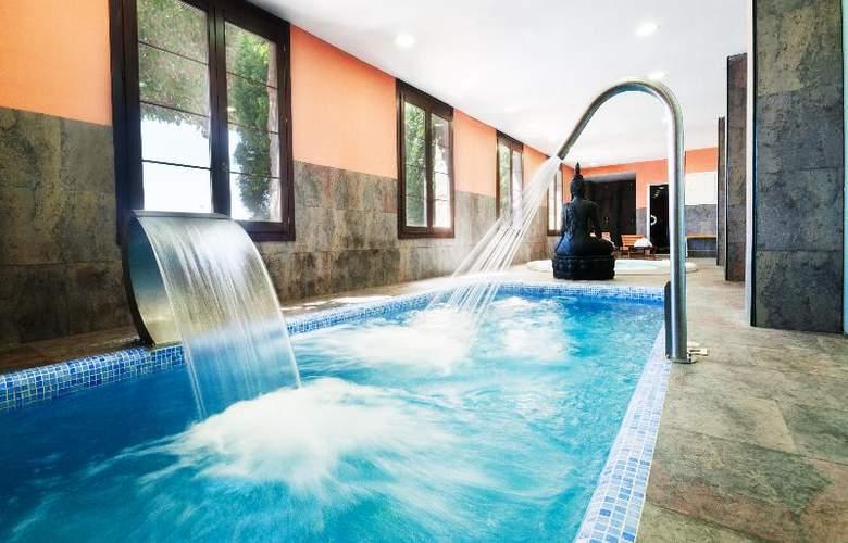 Villa de Alarcon - Pool - 16