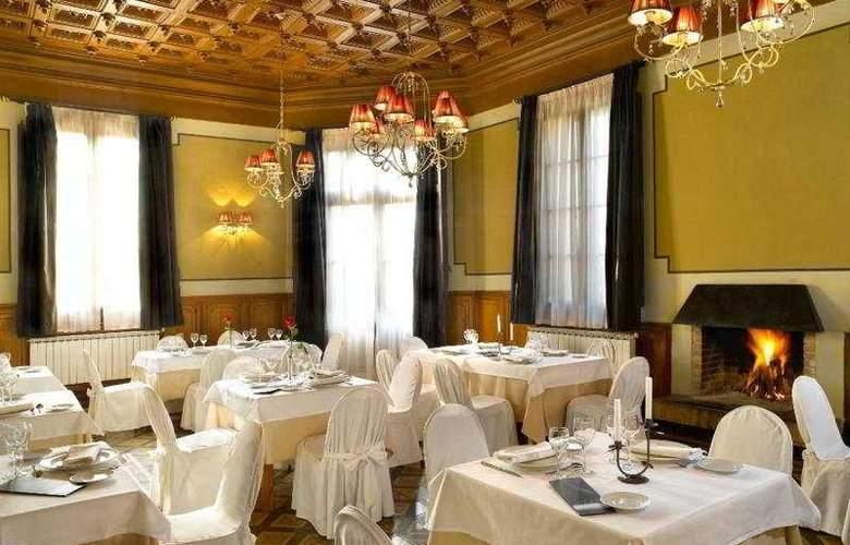 Villa Engracia Hotel Rural - Restaurant - 9
