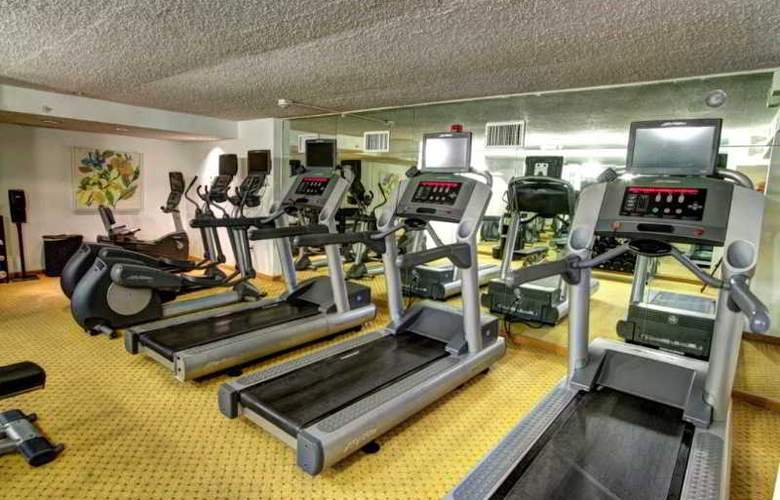 Courtyard By Marriott Miami - Coral Gables - Sport - 1