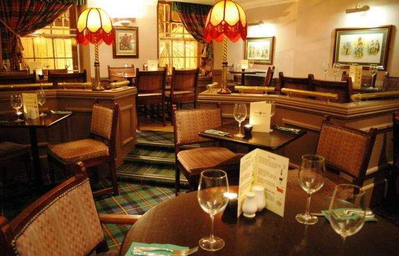 Argyll Glasgow - Restaurant - 8