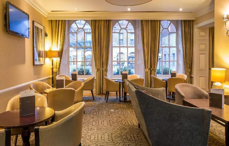 Hilton London Euston - Bar - 17