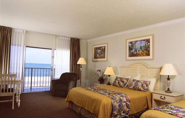 Best Western Key Ambassador Resort Inn - Room - 88
