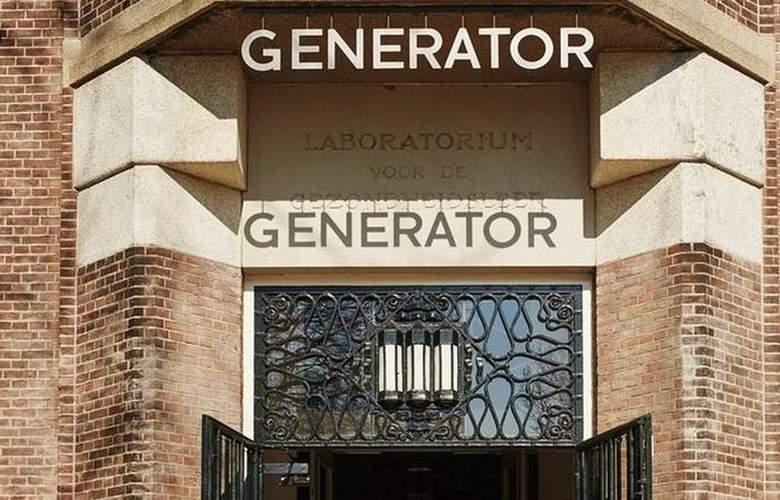 Generator Amsterdam - Hotel - 0