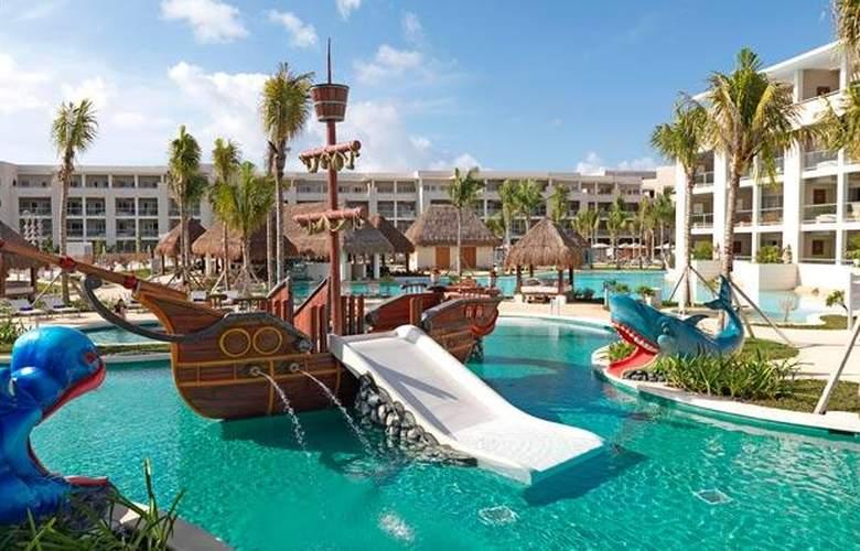 Paradisus Playa del Carmen La Esmeralda - Pool - 12