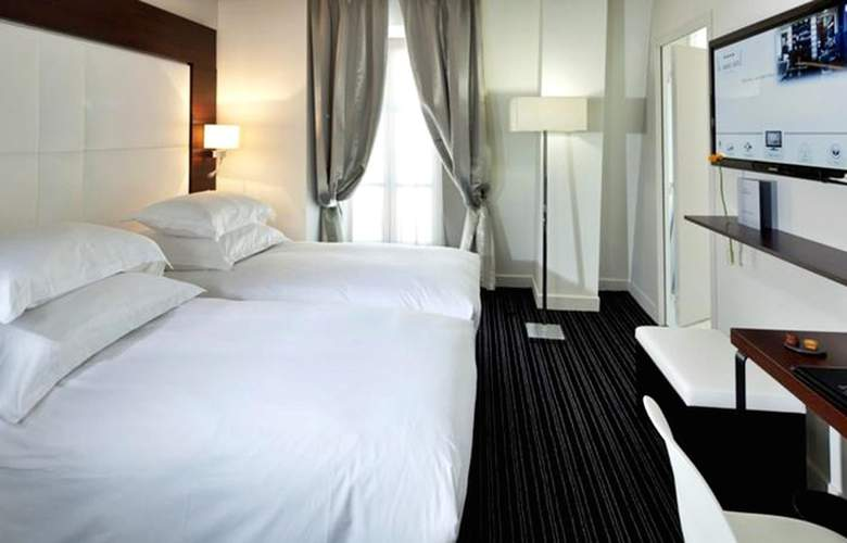 Le Grand Hotel Grenoble - Room - 8