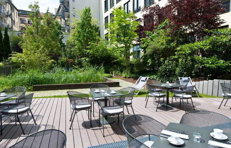 Boutique Hotel i31 Berlin Mitte - Terrace - 5