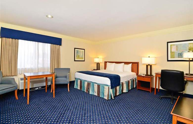 Best Western Mission Bay - Room - 62