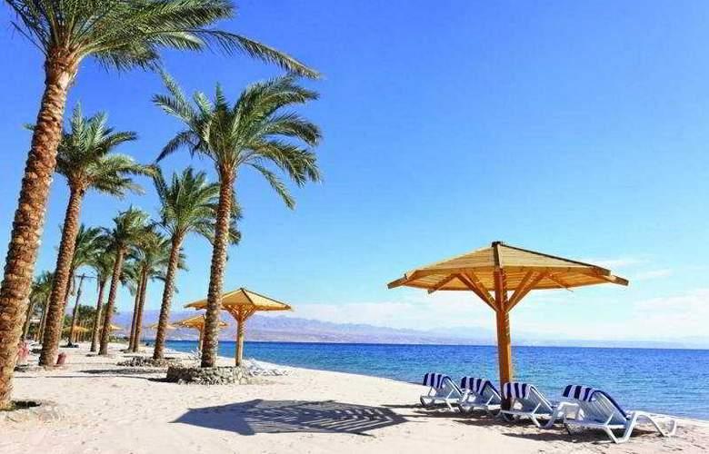 Movenpick Taba Resort - Beach - 8