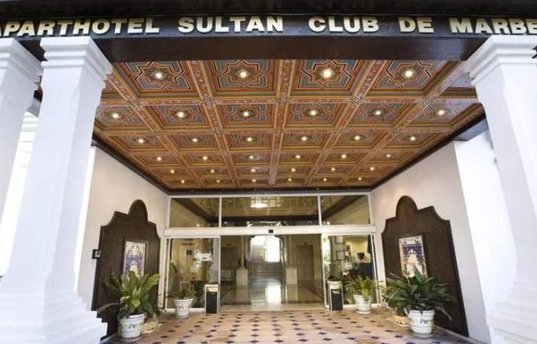 Monarque Sultan Aparthotel - Hotel - 9