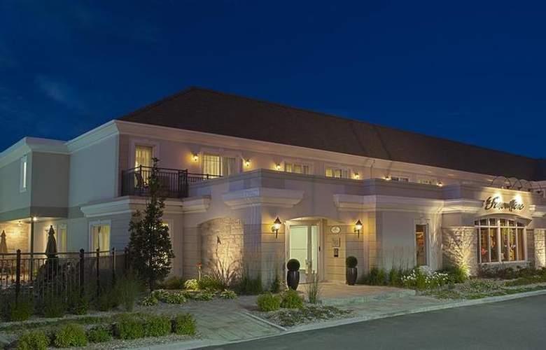 Best Western Hotel Aristocrate Quebec - Hotel - 54
