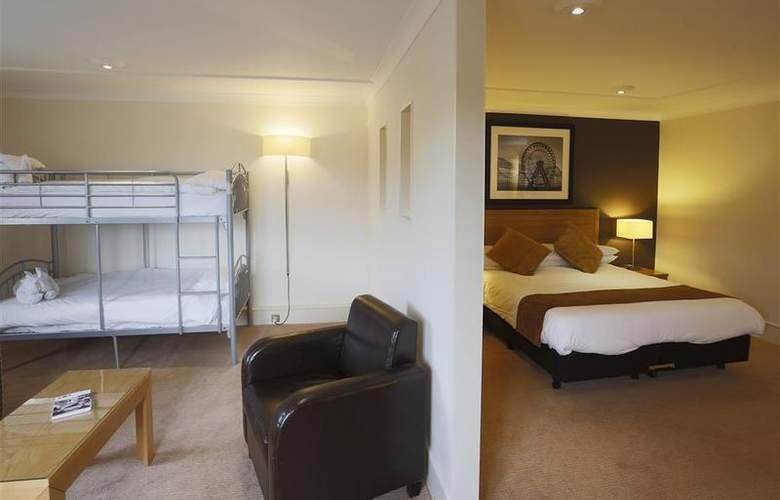 Best Western Stoke-On-Trent Moat House - Room - 85