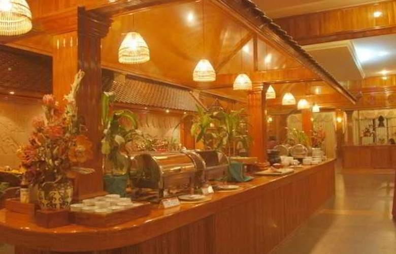 City Angkor Hotel Siem Reap - Restaurant - 12