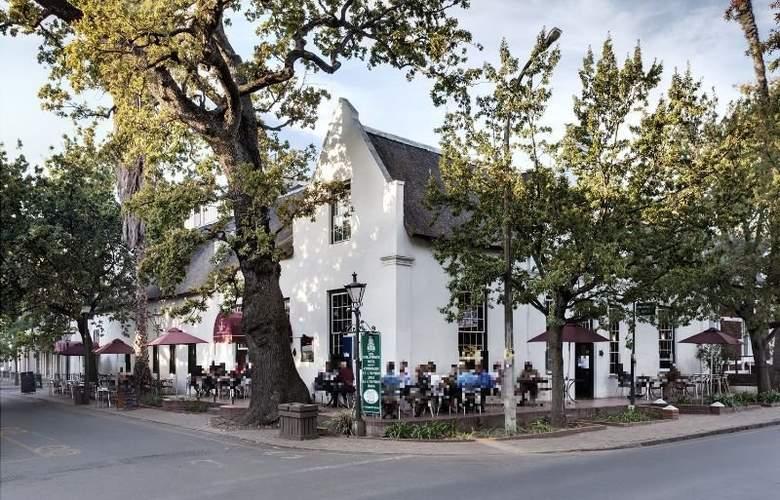 The Stellenbosch Hotel - Hotel - 0