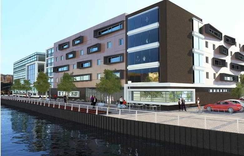Jurys Inn Newcastle Quayside - Hotel - 1