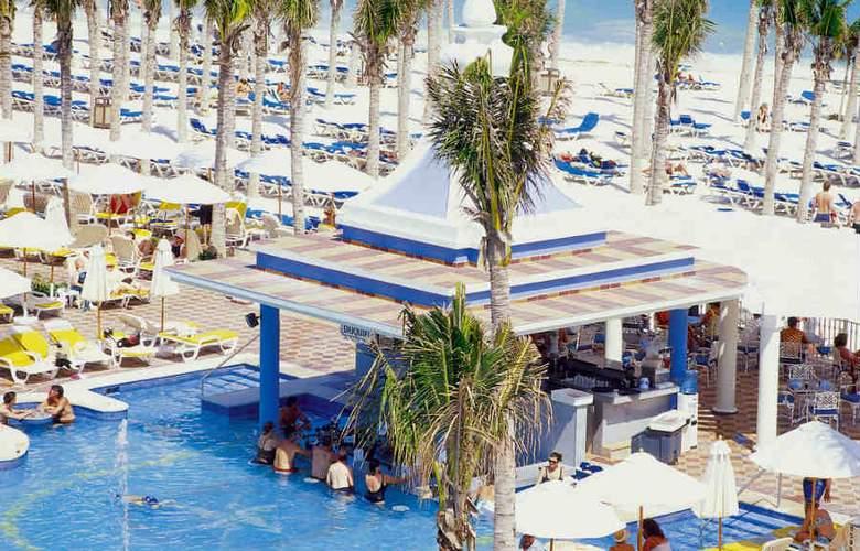 Riu Palace Riviera Maya - Bar - 10