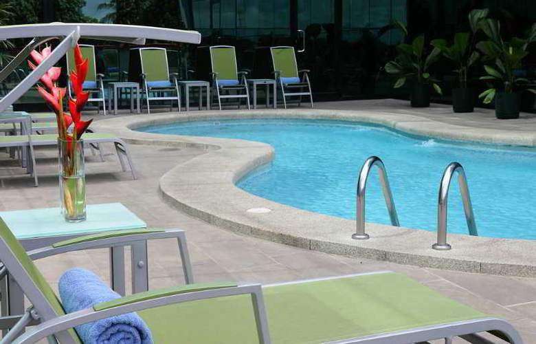 Ciudad de David Hotel & Bussiness - Pool - 3