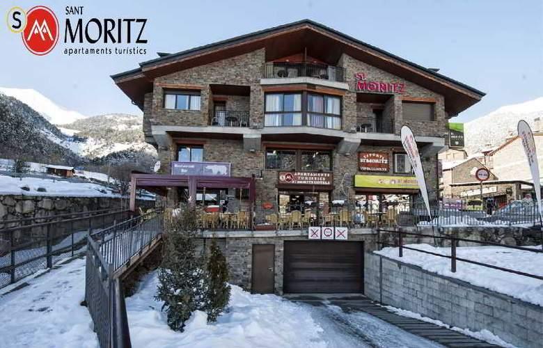 Apartamentos Sant Moritz - Room - 7