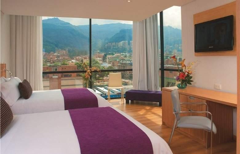 Hotel BH Parque 93 - Room - 1