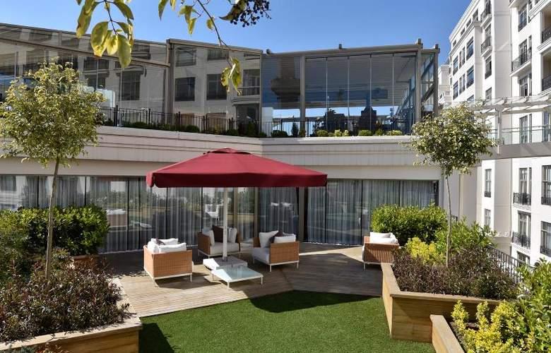 CVK Park Bosphorus Istanbul - Hotel - 11