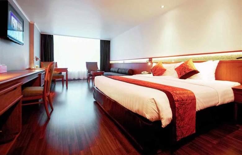 Bangkok Hotel Lotus Sukhumvit - Room - 0